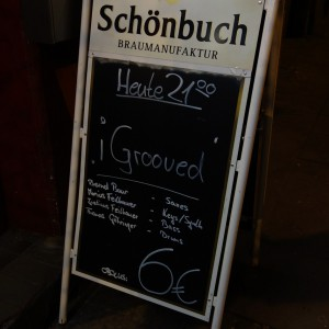 iGrooved in der Kiste - 01